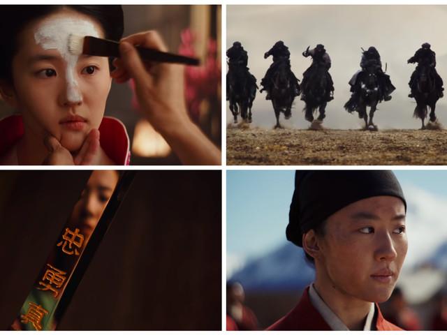 Mulan : nouvelle bande-annonce épique pour le remake du classique de Disney