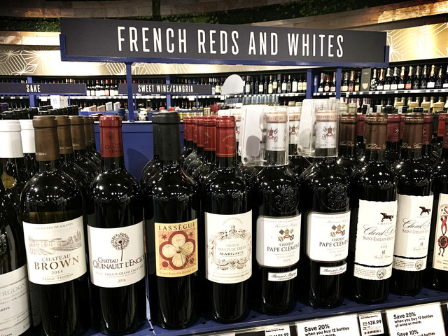 """Sanctions américaines: les exportateurs de vins français digèrent la """"mauvaise nouvelle"""""""