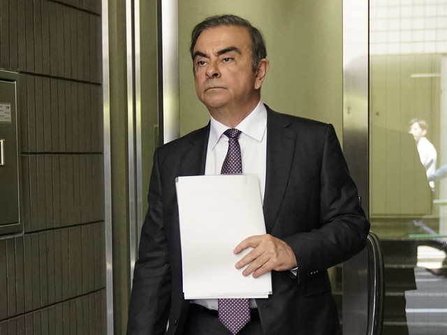 Les révélations qui auraient précipité la fuite de Carlos Ghosn
