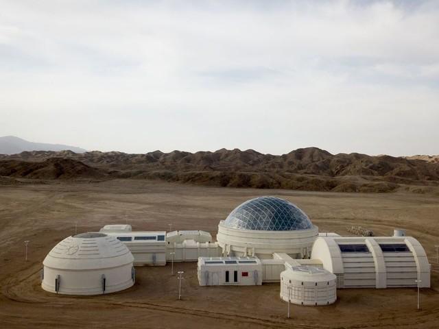 La NASA imagine des maisons en champignons pour aller sur Mars et la Lune