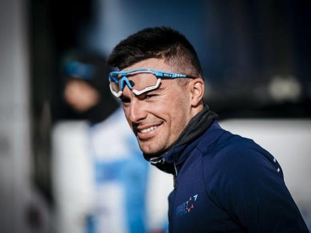 Confinement : à Grandvilliers, le cycliste professionnel Rudy Barbier s'entraîne à la maison