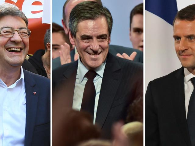 Mélenchon, Fillon, Macron... Qui remportera le prix de l'humour politique 2017?