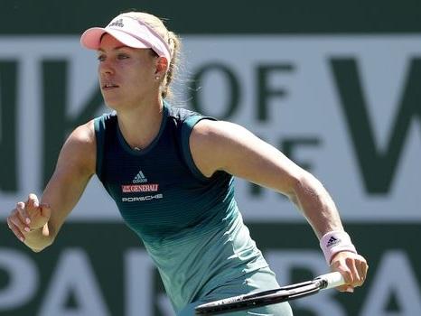 Tennis: Kerber va retrouver Andreescu au 3e tour à Miami