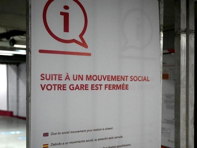 Pour la grève du 6 décembre, les prévisions de trafic RATP, SNCF et aérien
