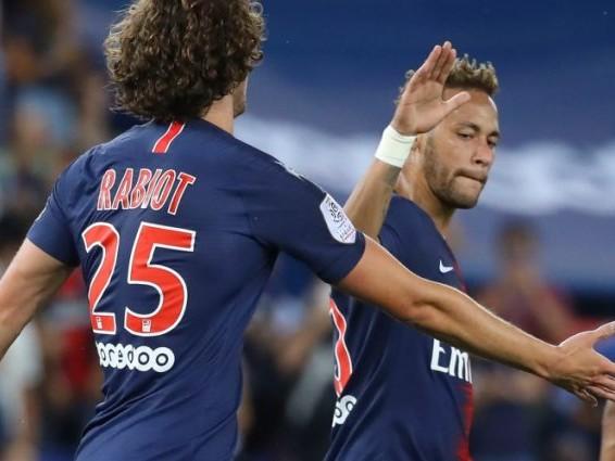 L1 (J1) : Le PSG a profité des cadeaux de Caen