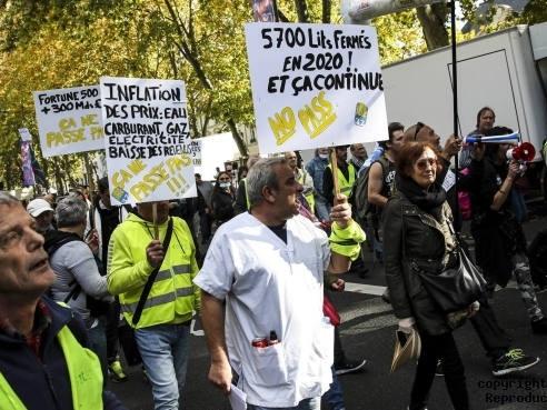 Avec les Gilets jaunes, le nombre de manifestants se stabilise