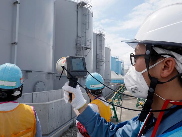 Les eaux contaminées de Fukushima finiront-elles dans le Pacifique?