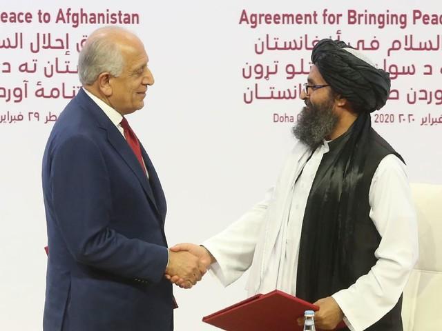 États-Unis et talibans signent un accord historique pour l'Afghanistan