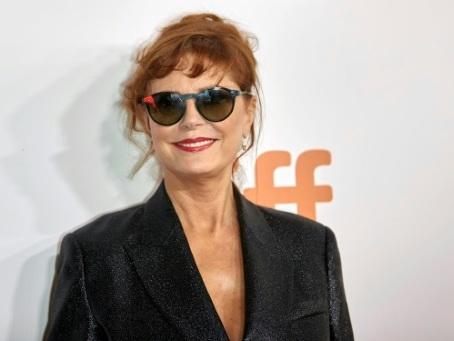 Au festival du film de Toronto, Susan Sarandon s'en prend aux Oscars