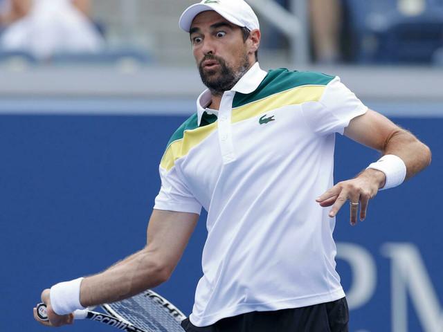 Tennis: Chardy suspend sa saison après une réaction au vaccin covid