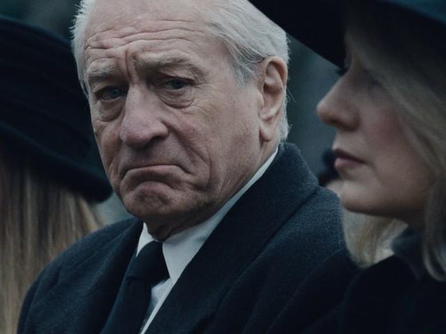 The Irishman : Robert De Niro s'exprime sur la polémique autour du personnage d'Anna Paquin