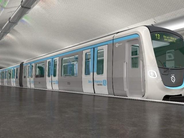 Découvrez à quoi ressemblera le métro parisien du futur