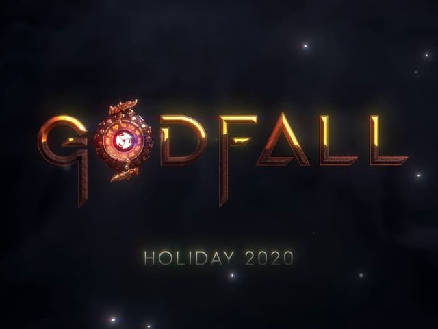 Godfall sera le premier jeu disponible sur la PS5 de Sony