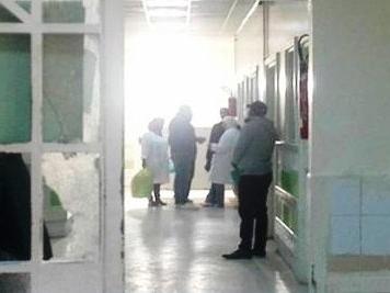 Tunisie – Saccage et agression du personnel du service des urgences à l'hôpital Mongi Slim