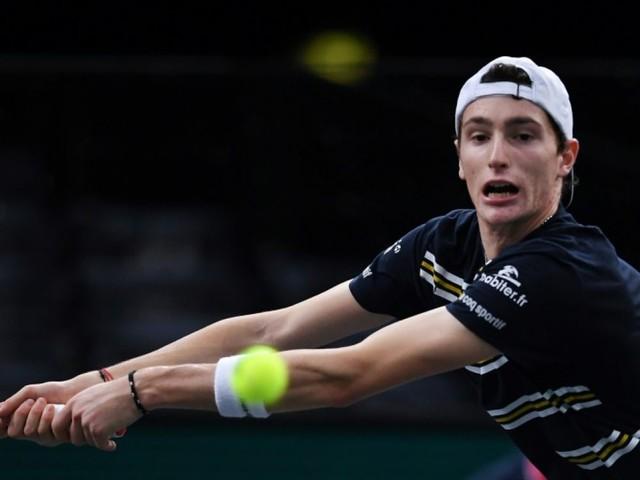 Tennis: Humbert, issu des qualifications, bat Shapovalov en quarts à Auckland
