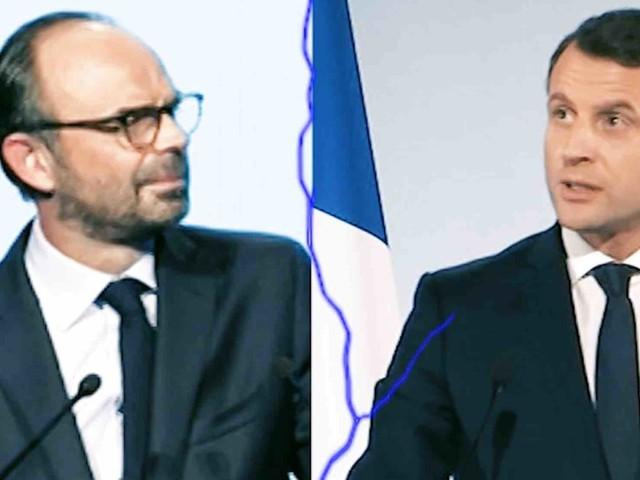 Quand les discours de Macron et Philippe font des étincelles