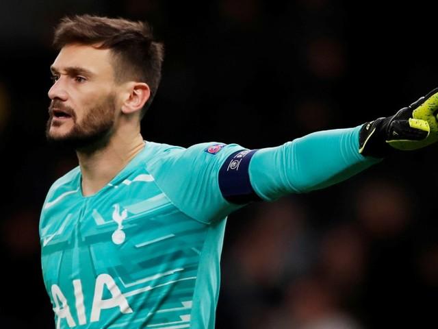 Lloris de retour avec Tottenham !
