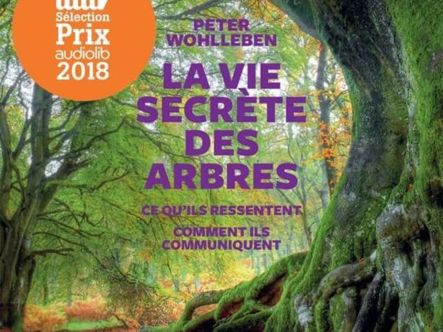 La vie secrète des arbres - Peter Wohlleben (audio)