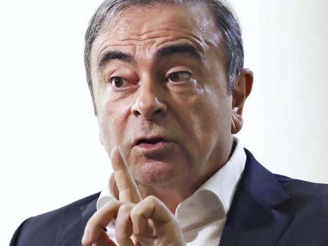 Carlos Ghosn demande sa retraite chapeau : retour sur un sketch surjoué et arrogant
