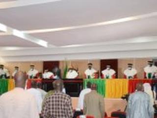 Cour constitutionnelle: L'épineuse reconstitution
