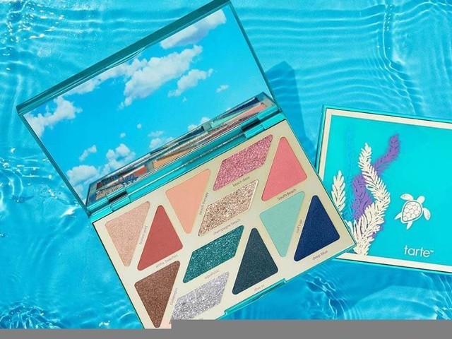 Beauty it : la palette High Tides & Good Vibes signée Tarte Cosmetics