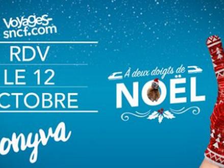 La SNCF ouvre ses ventes pour Noël le 12 octobre