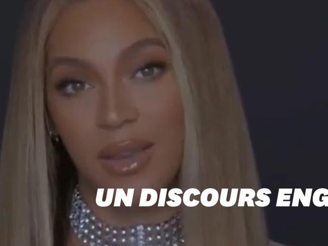 Aux BET Awards, Beyoncé exhorte ses fans à voter aux élections