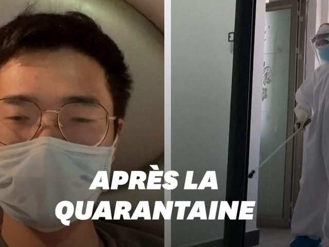 """""""On diabolise les patients"""": cet ex-malade chinois du coronavirus raconte"""