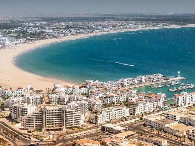 Le nombre de touristes en forte hausse à Agadir en décembre