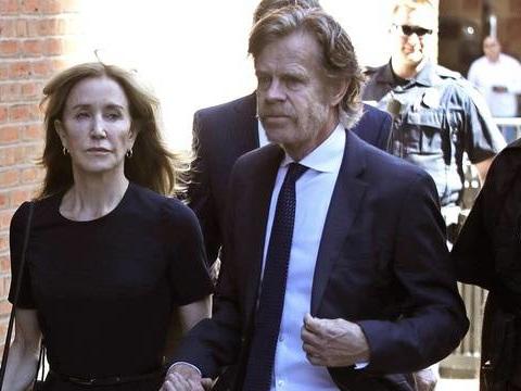 L'actrice Felicity Huffman (de «Desperate Housewives») est en prison, pour deux semaines