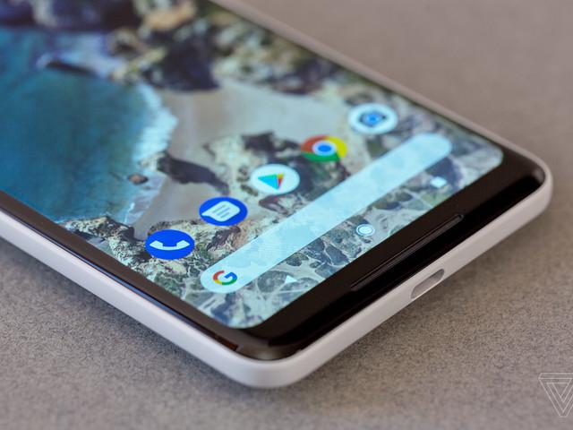 Google a présenté son nouveau smartphone, le Pixel 2
