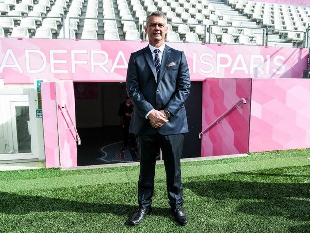 Stade Français: Meyer écarté