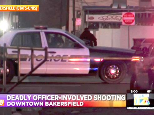 """A Bakersfield, une ville californienne, les violences policières battent des records: """"Il y a un officier qui a tué 3 personnes en 2 mois"""""""