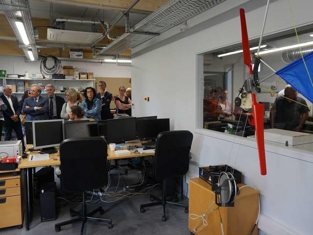 Matillac : Eurêkapôle ouvre ses portes au public