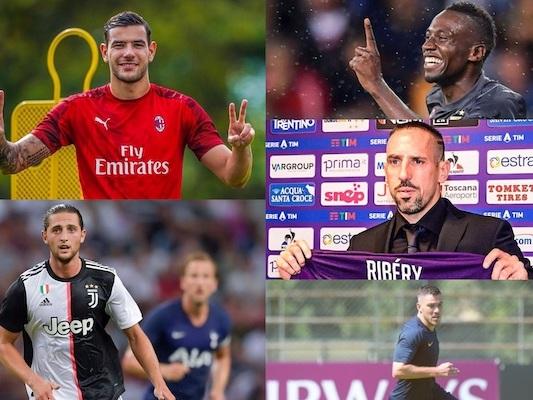 Ribéry, Rabiot, Théo Hernandez… Les salaires des 16 Français de la Serie A 2020