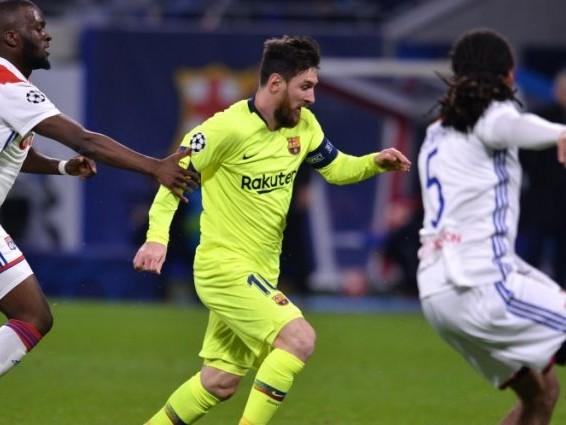 Ligue des Champions : L'OL et le FC Barcelone se séparent sur un triste match nul avant le retour