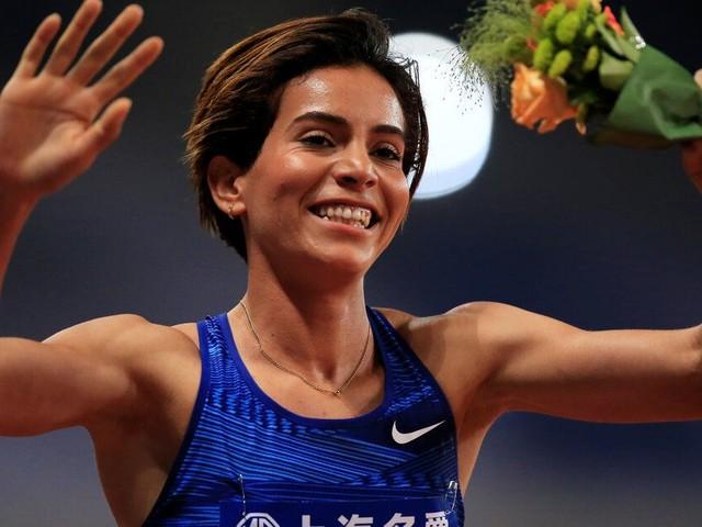 À Shanghaï, Rababe Arafi signe la meilleure performance mondiale de l'année sur 1500 m féminin