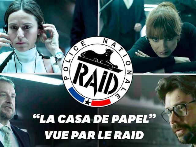 """""""La Casa de Papel"""" analysée par un vrai négociateur du RAID"""