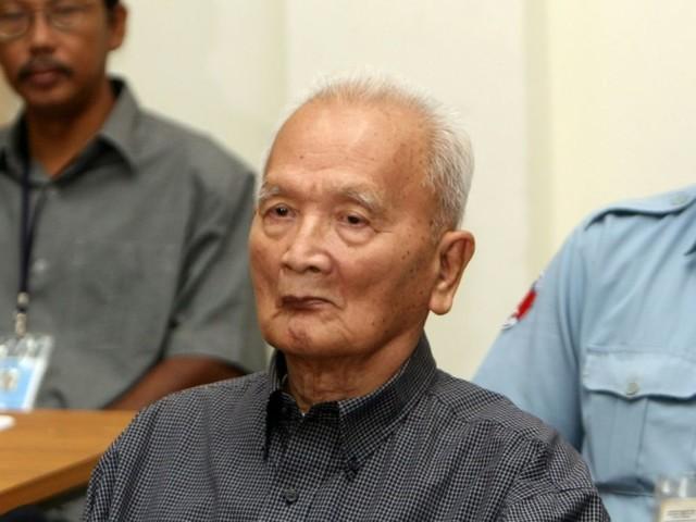 L'idéologue et numéro 2 des Khmers Rouges Nuon Chea est mort à 93 ans