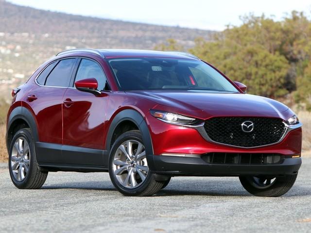 Mazda CX-30 2020 : CrossMazda3