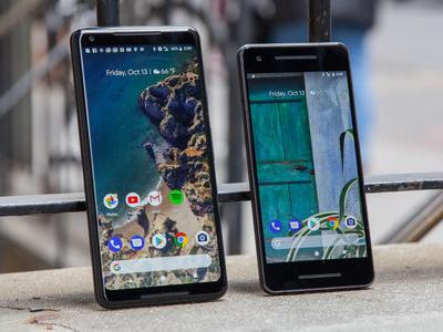 [Test] Pixel 2 et Pixel 2 XL : que valent les derniers smartphones de Google ?