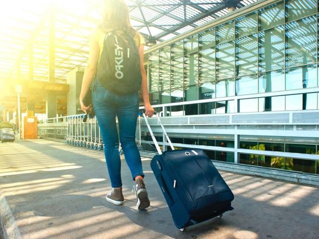 La Réalité Augmentée pour vérifier chez soi la taille du bagage à main, dispo dans l'app iPhone easyJet