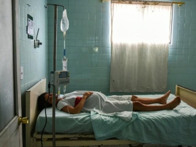 Venezuela: question de vie ou de mort, elles viennent accoucher en Colombie
