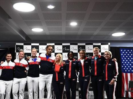 Fed Cup: France-Etats-Unis, un miracle sinon rien