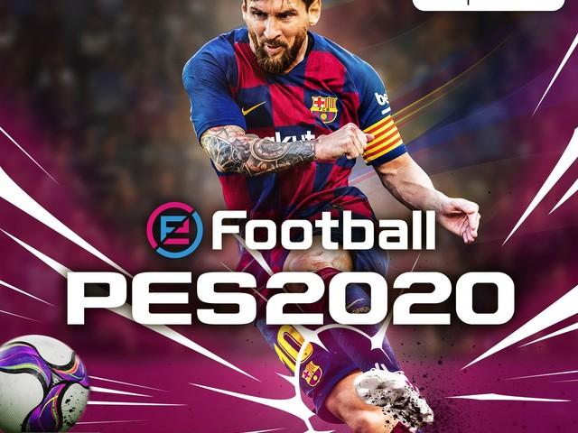 PES 2020 se déclinera sur mobile en octobre