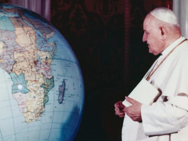 En 1950, le voyage incognito d'un futur pape au Maroc