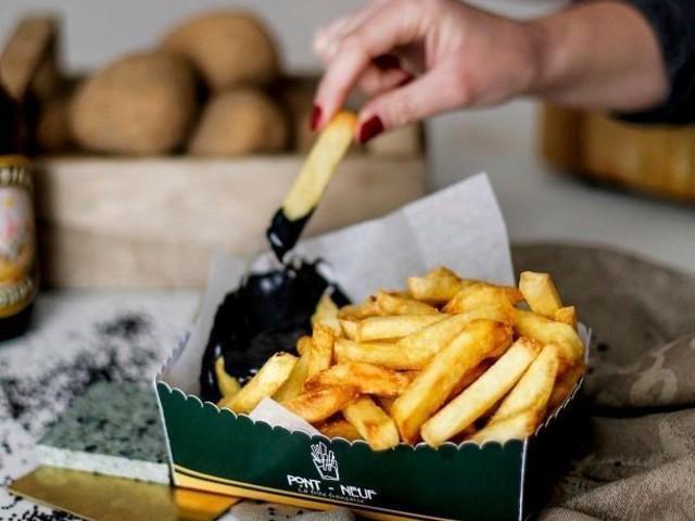 L'instafixette : les frites Pont-Neuf