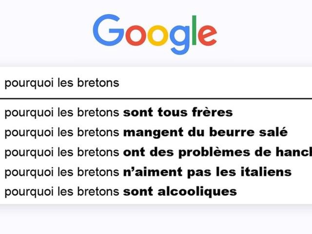 Top 10 des questions sur les régions les plus posées à Google