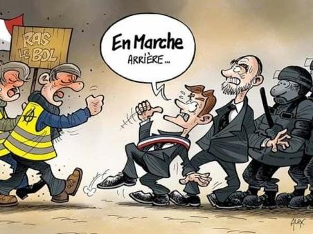 Macron va-t-il batte en retraite ?
