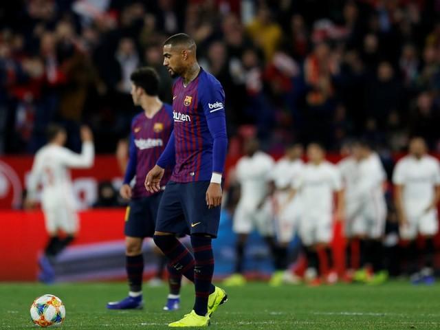 Coupe du Roi: Séville prend une option face à un tout petit Barça